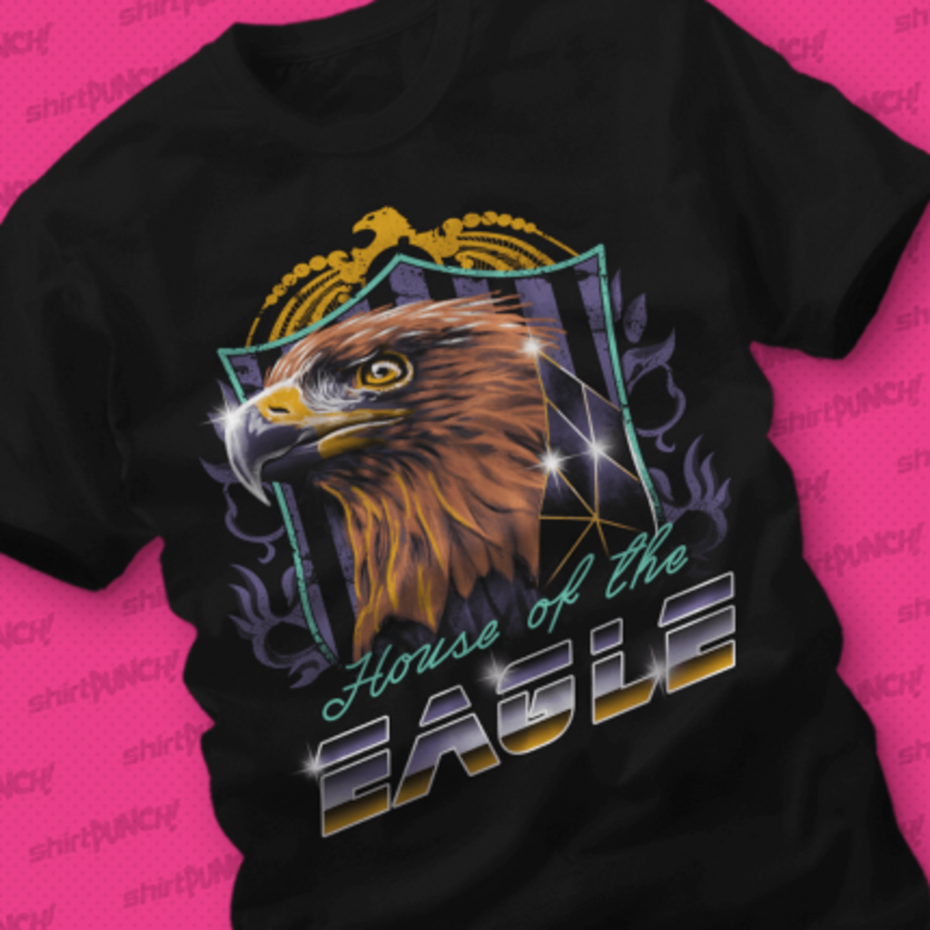 ShirtPunch: House of the Eagle