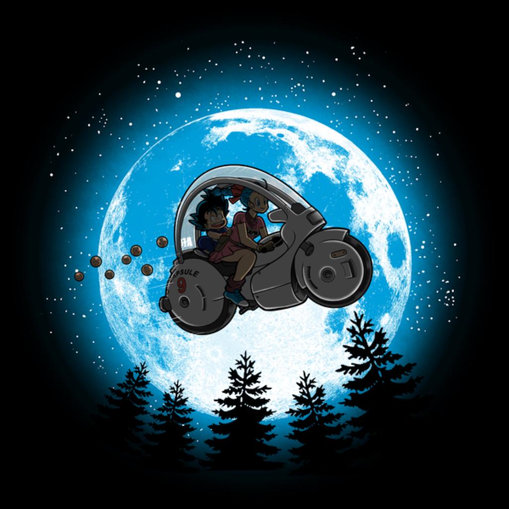 NeatoShop: Moon biker