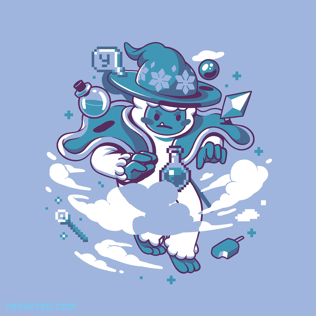 The Yetee: I Cast T-Shirt!