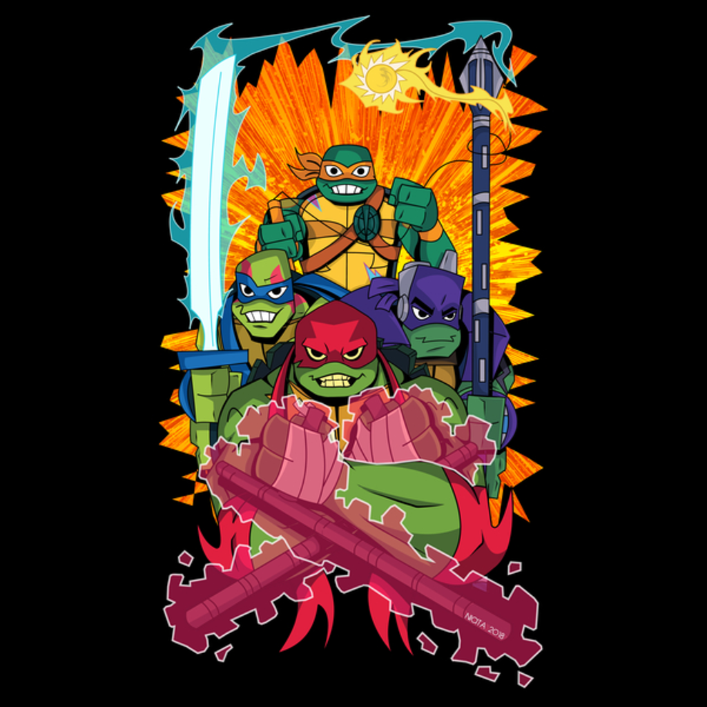 NeatoShop: rise of the new turtles v2