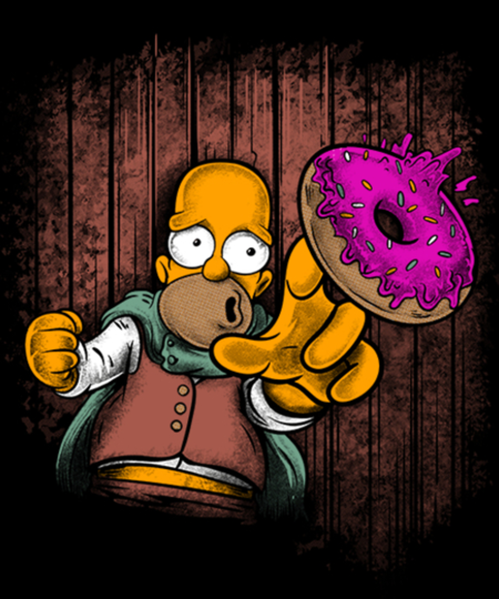 Qwertee: Lord of the Donut