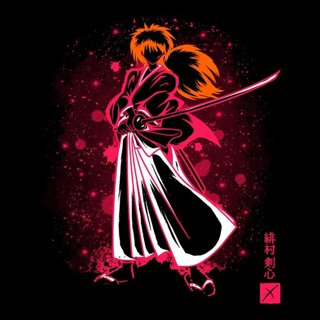Once Upon a Tee: The Hitokiri