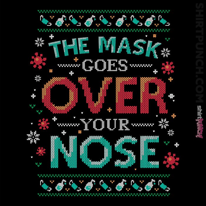 ShirtPunch: Over Your Nose