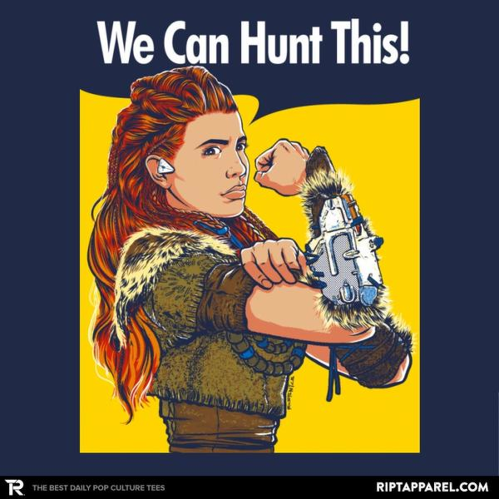 Ript: We Can Hunt This!