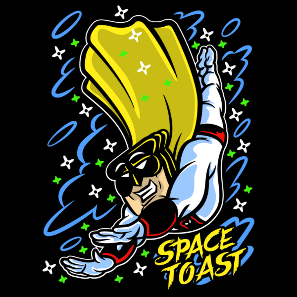 NeatoShop: Space Toast