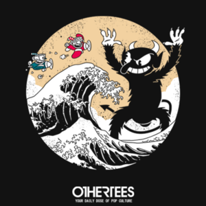 OtherTees: The Great Retro Game Battle