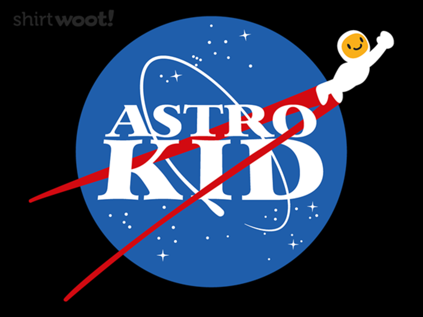 Woot!: Astrokid - $15.00 + Free shipping