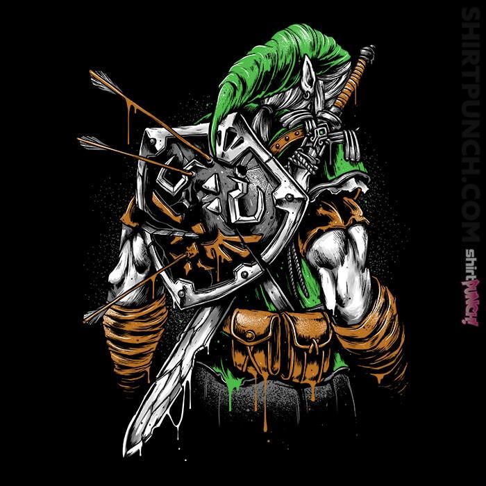 ShirtPunch: No Escaping Destiny