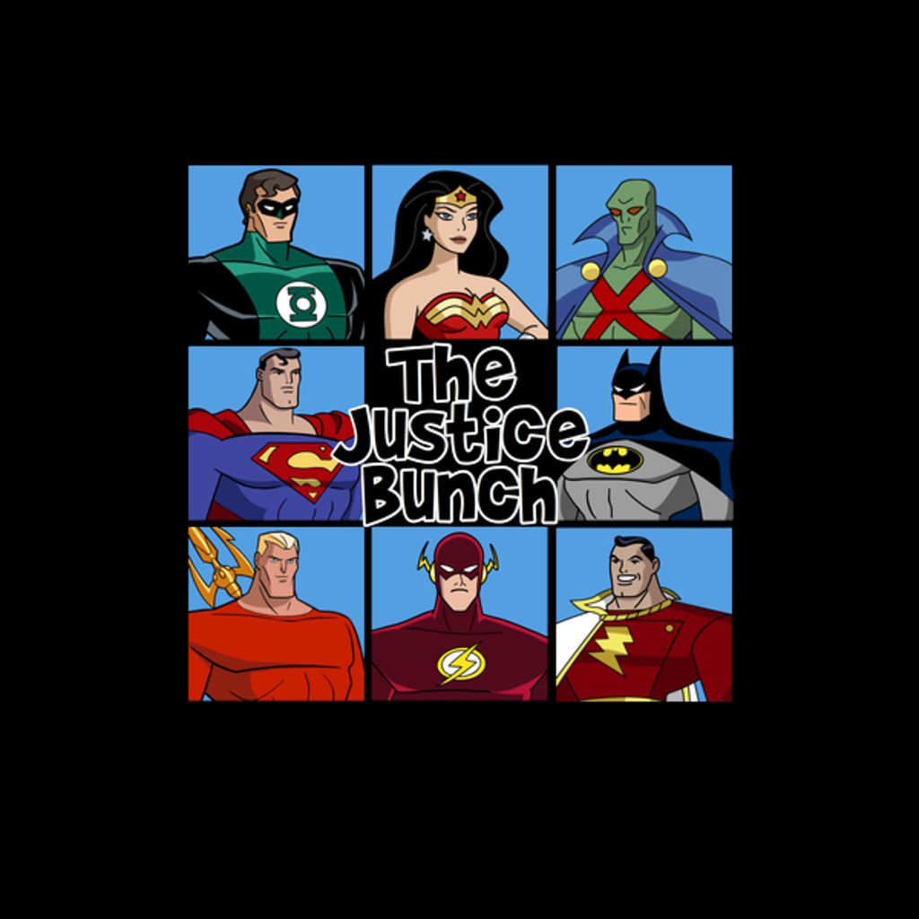 NeatoShop: The Justice Bunch