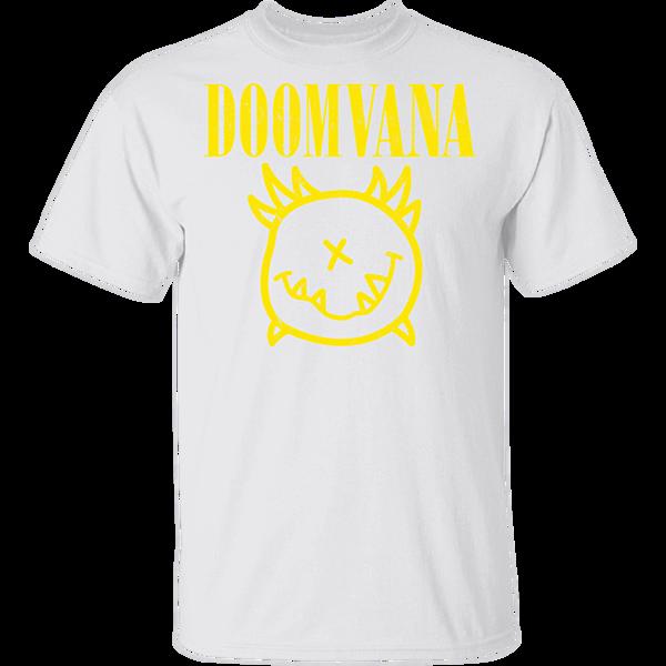 Pop-Up Tee: Doomvana