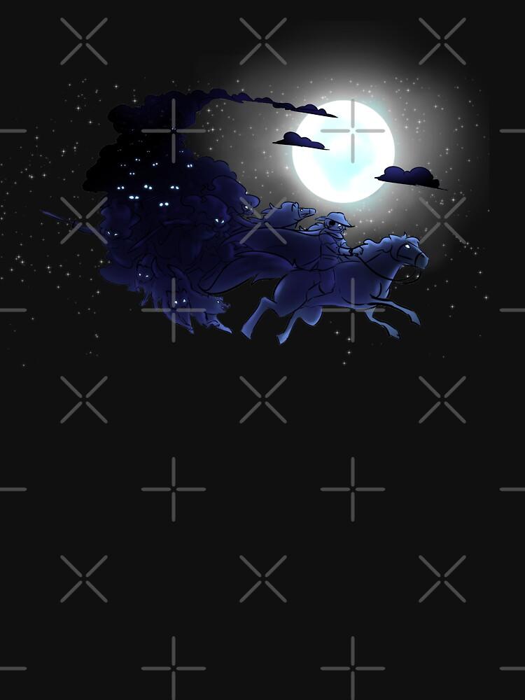 RedBubble: Odin's Hunt