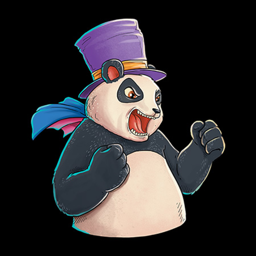 MeWicked: Mad Panda Magician