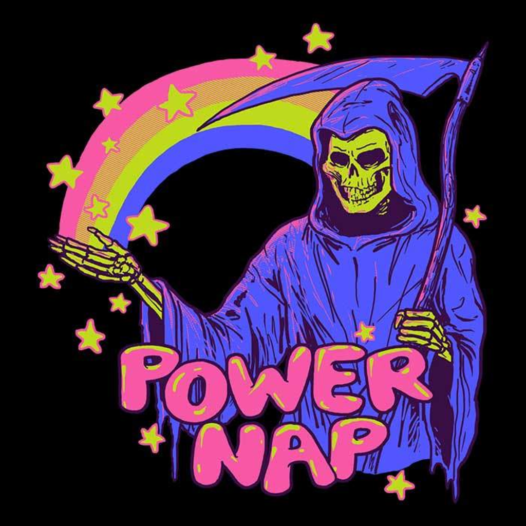 Once Upon a Tee: Power Nap