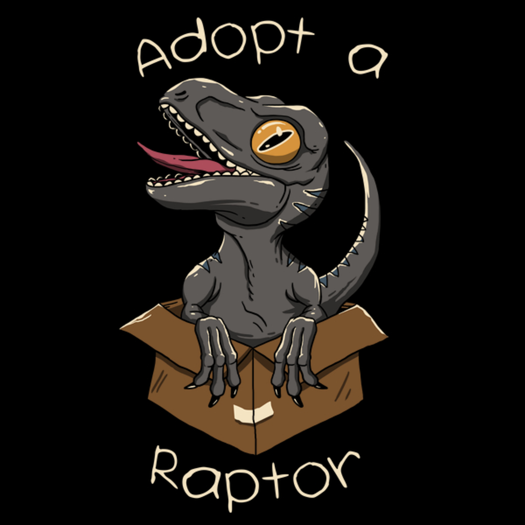 NeatoShop: Adopt a Raptor