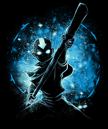 Qwertee: space avatar
