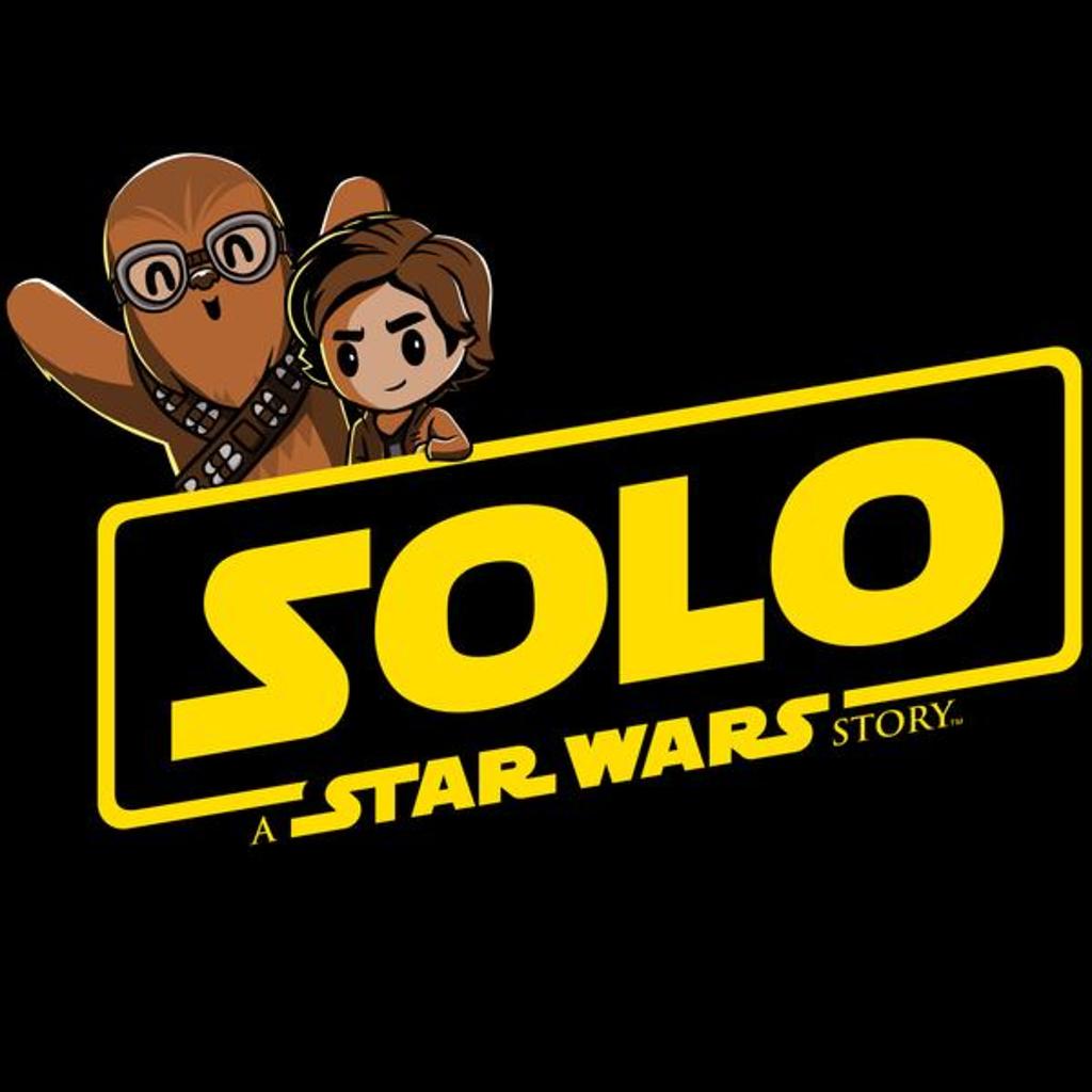 TeeTurtle: Solo: A Star Wars Story
