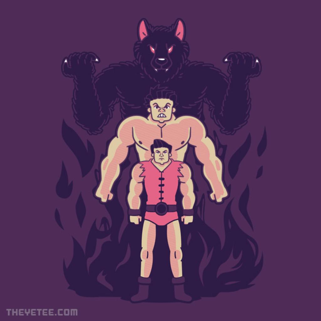 The Yetee: Monster Inside