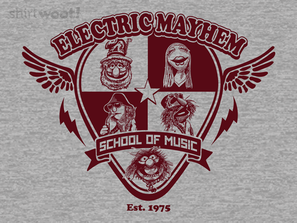 Woot!: Electric Mayhem School of Music