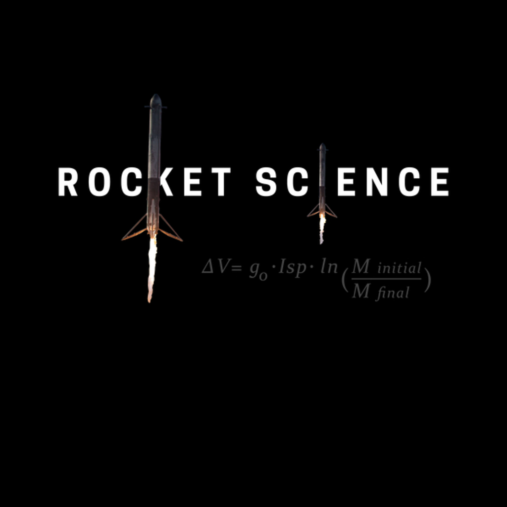 NeatoShop: Rocket Science (Light Text)