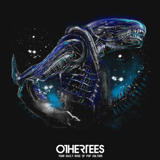 OtherTees: Alien Terror from Deep Space