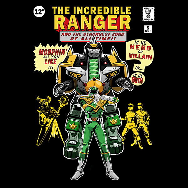 NeatoShop: The Incredible Ranger