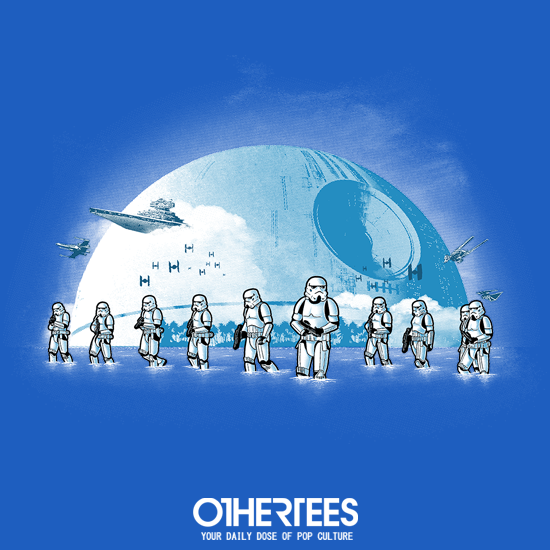 OtherTees: Beach Troopers