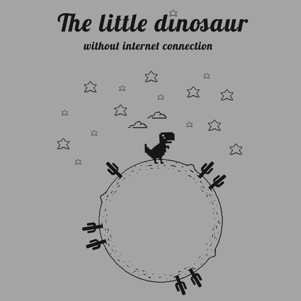 TeeTee: The little dinosaur