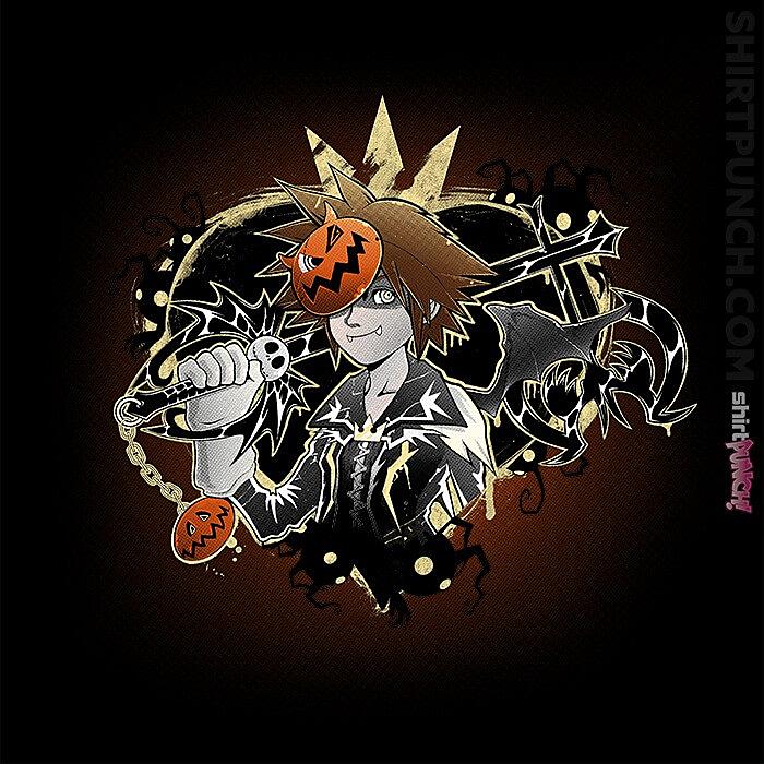 ShirtPunch: Sora's Nightmare