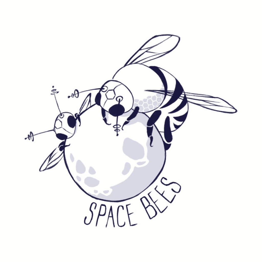 TeePublic: TSCOSI Space Bees