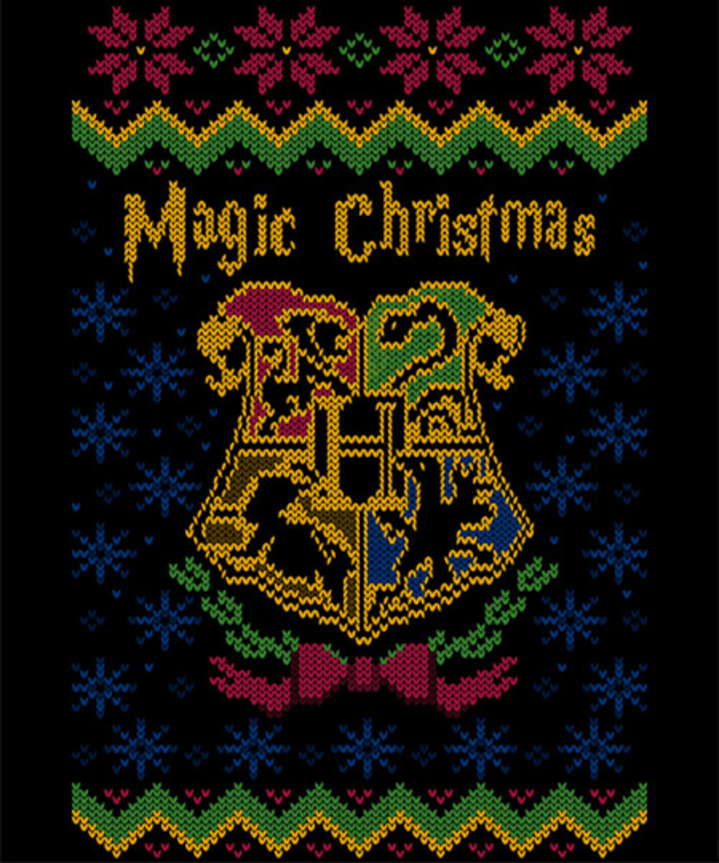 Qwertee: Magic Christmas