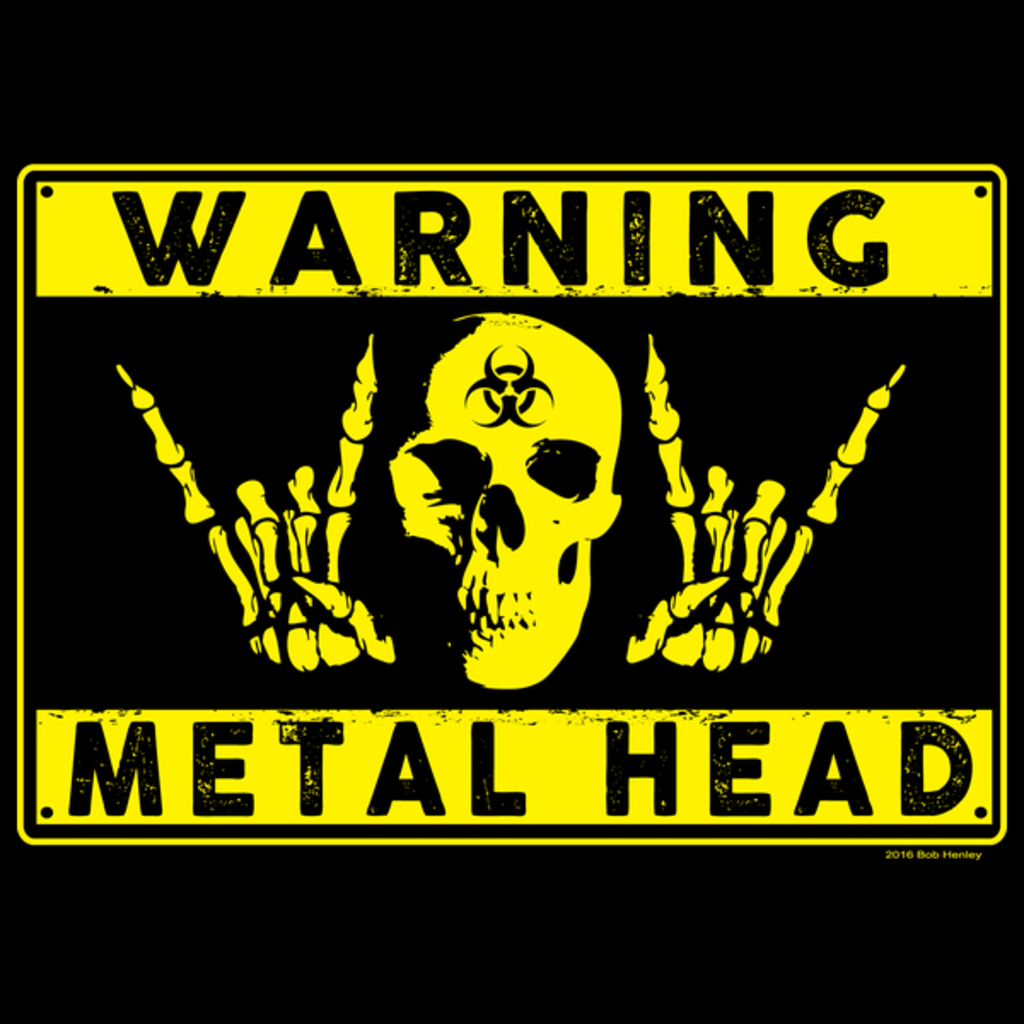 NeatoShop: Metal Head