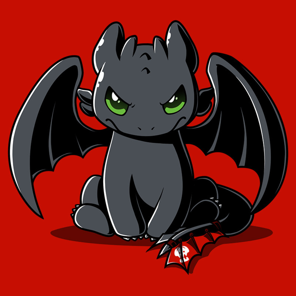 TeeTurtle: Angry Toothless