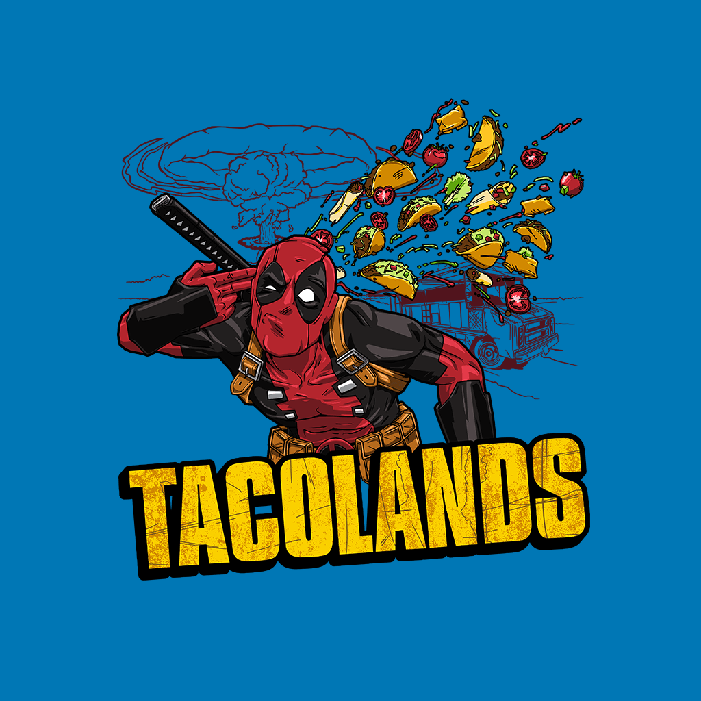 Pop Vulture: TACOLANDS