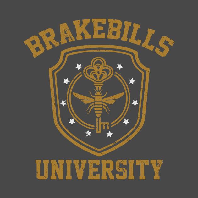 TeePublic: Brakebills University