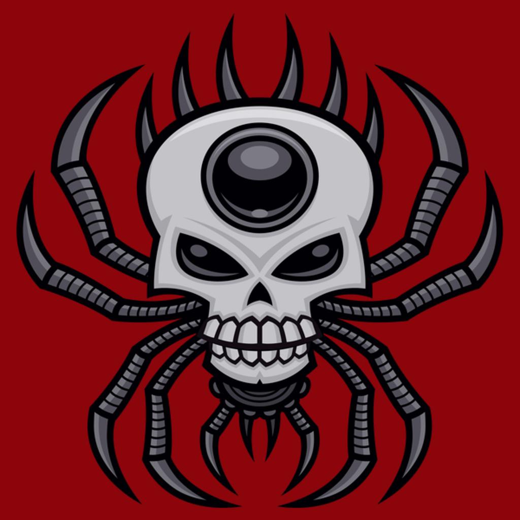NeatoShop: Skull Spider