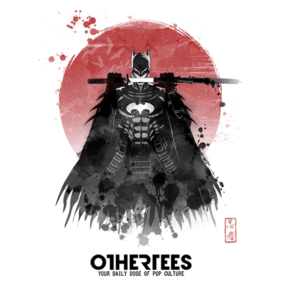 OtherTees: The way of the Bat