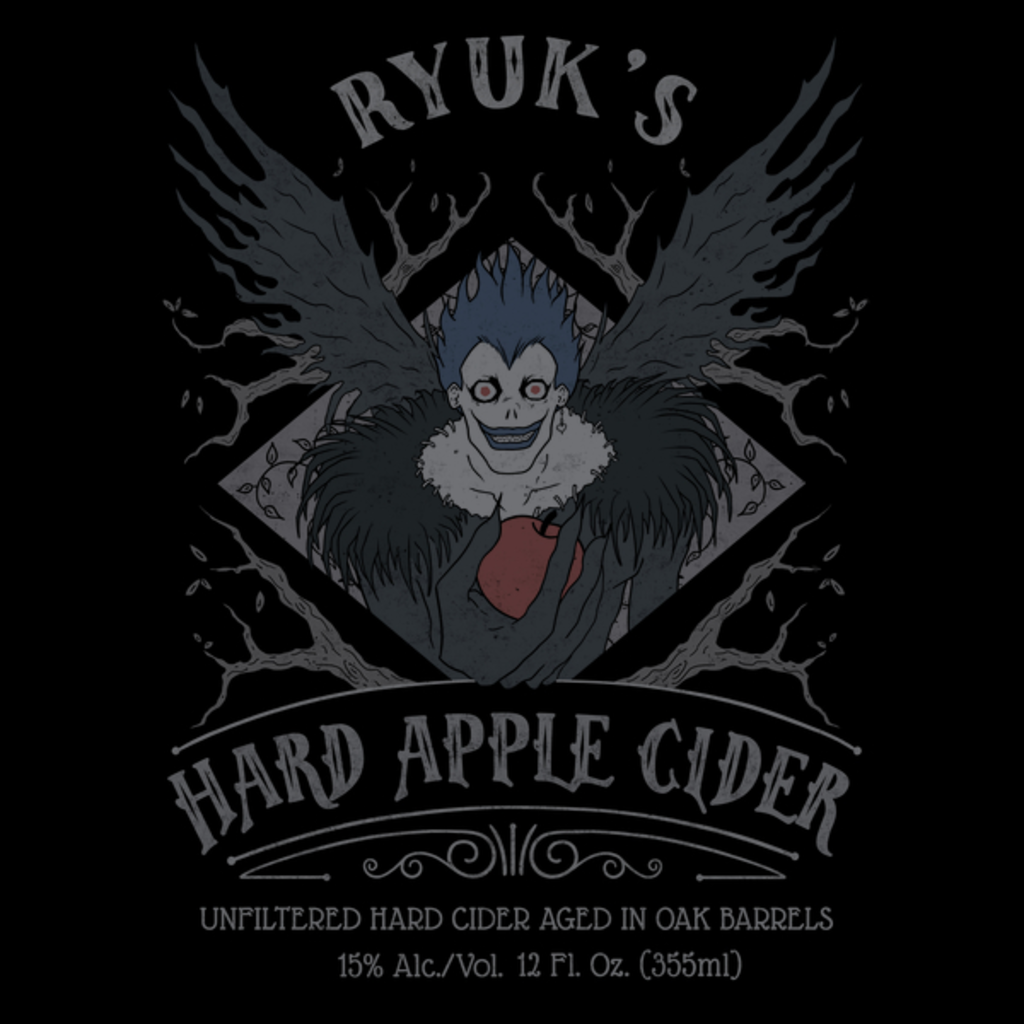 NeatoShop: Ryuk's Hard Apple Cider