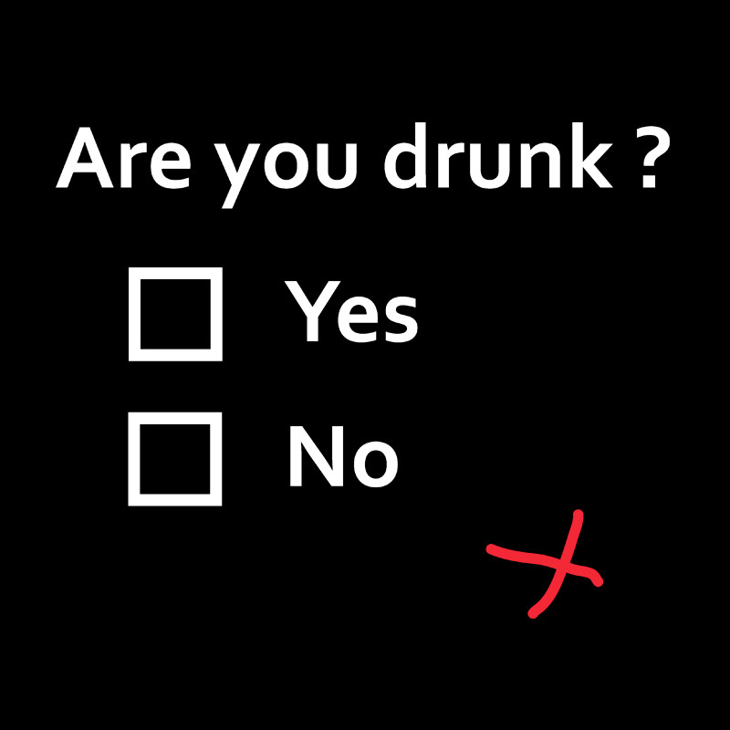 Pampling: Are You Drunk?