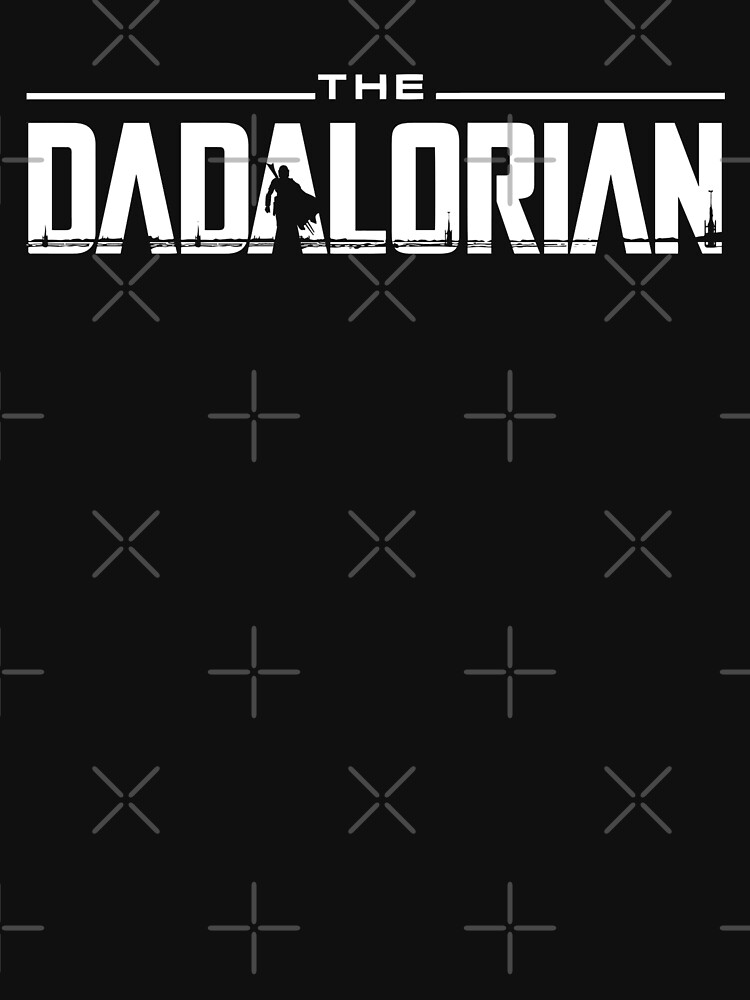 RedBubble: Dadalorian