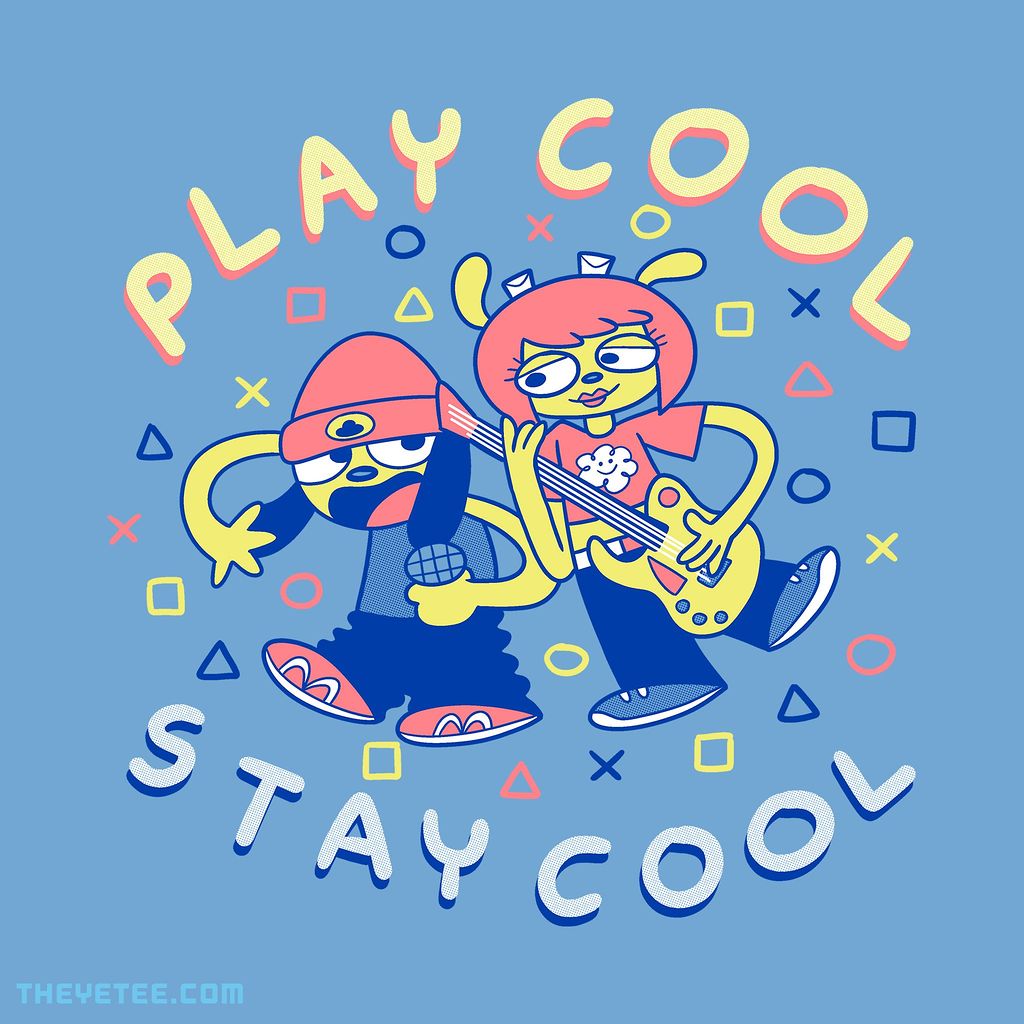 The Yetee: Play Cool Stay Cool