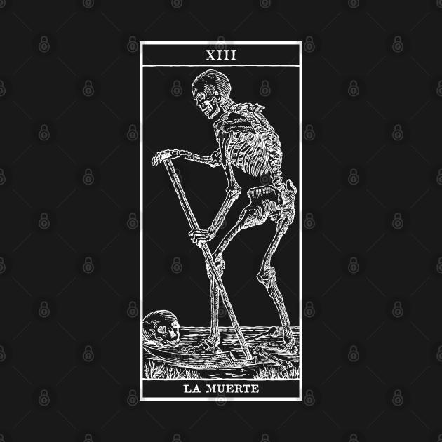TeePublic: La Muerte
