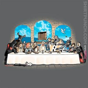 ShirtPunch: Holy Grail Dinner