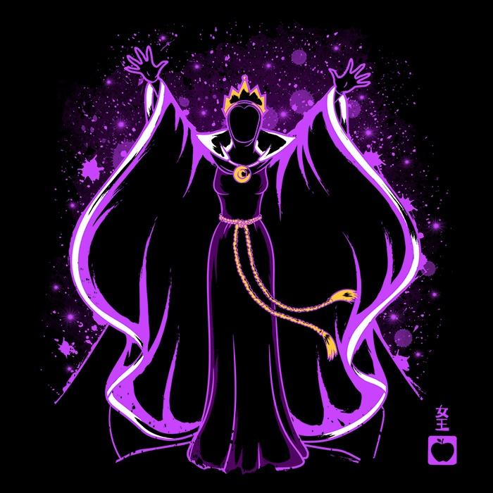 Once Upon a Tee: The Evil Queen