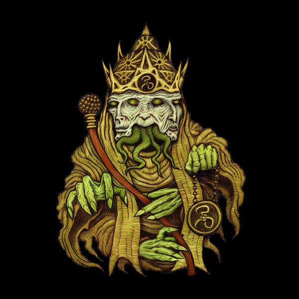 NeatoShop: King in Yellow - Azhmodai 2018