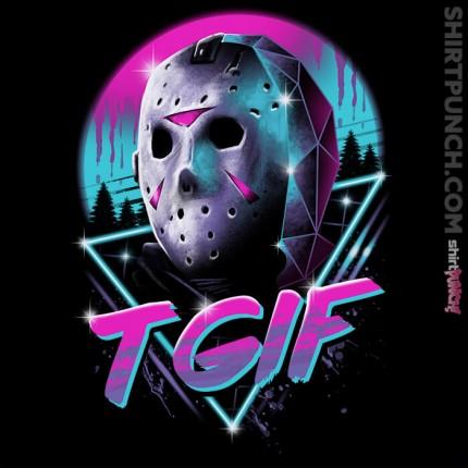 ShirtPunch: Rad Friday