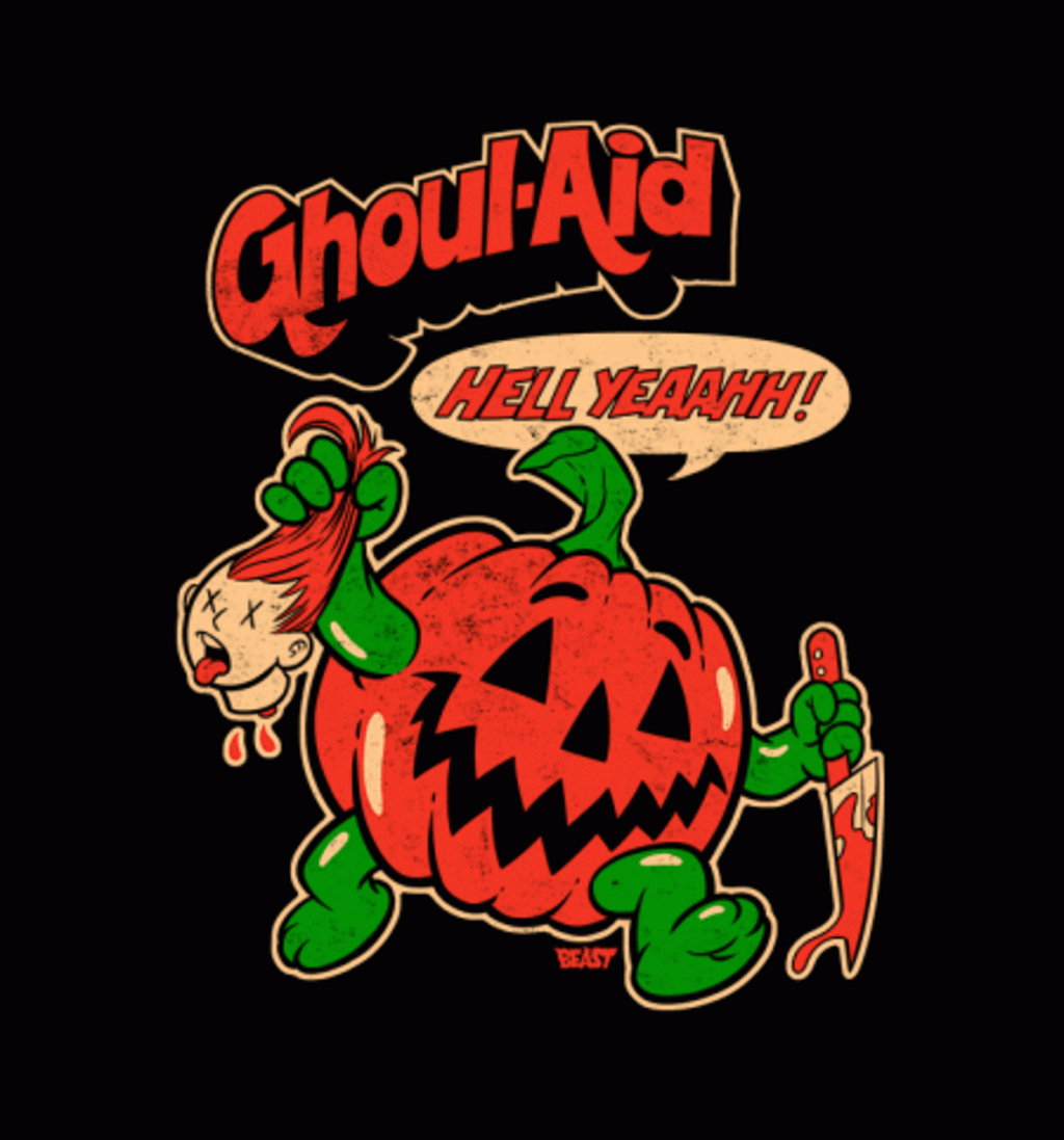 BustedTees: Ghoul Aid Man
