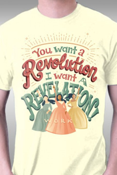 TeeFury: I Want a Revelation