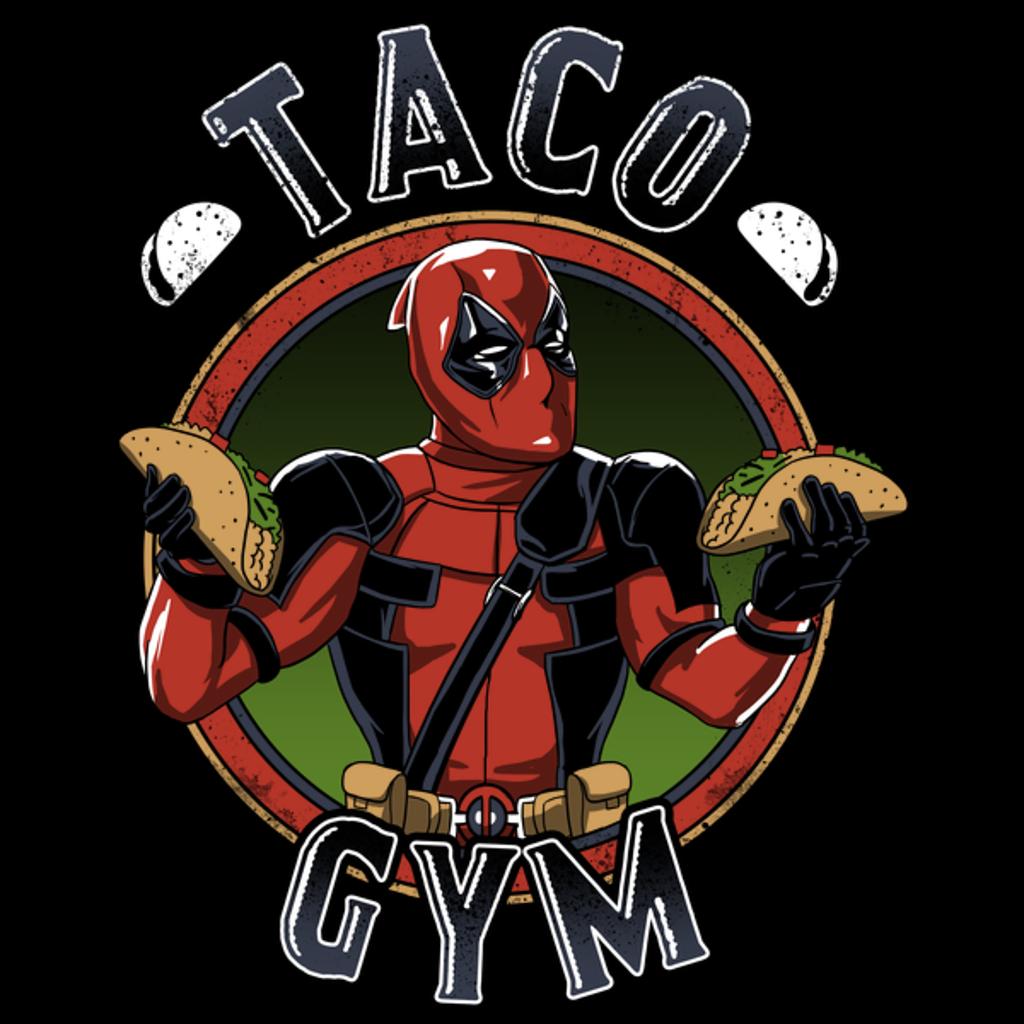 NeatoShop: Retro Taco Gym