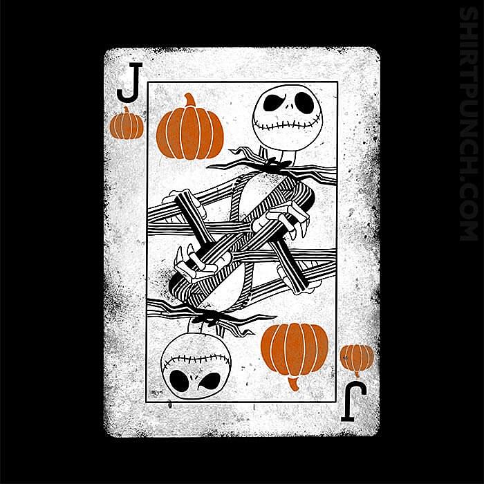 ShirtPunch: Jack Of Pumpkins Deal