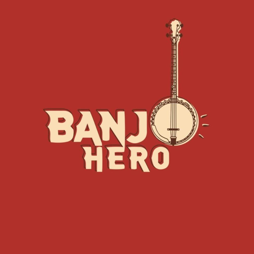 BustedTees: Banjo Hero